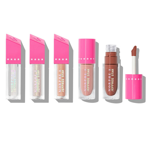 ICONIC NUDES LIP COLLECTION