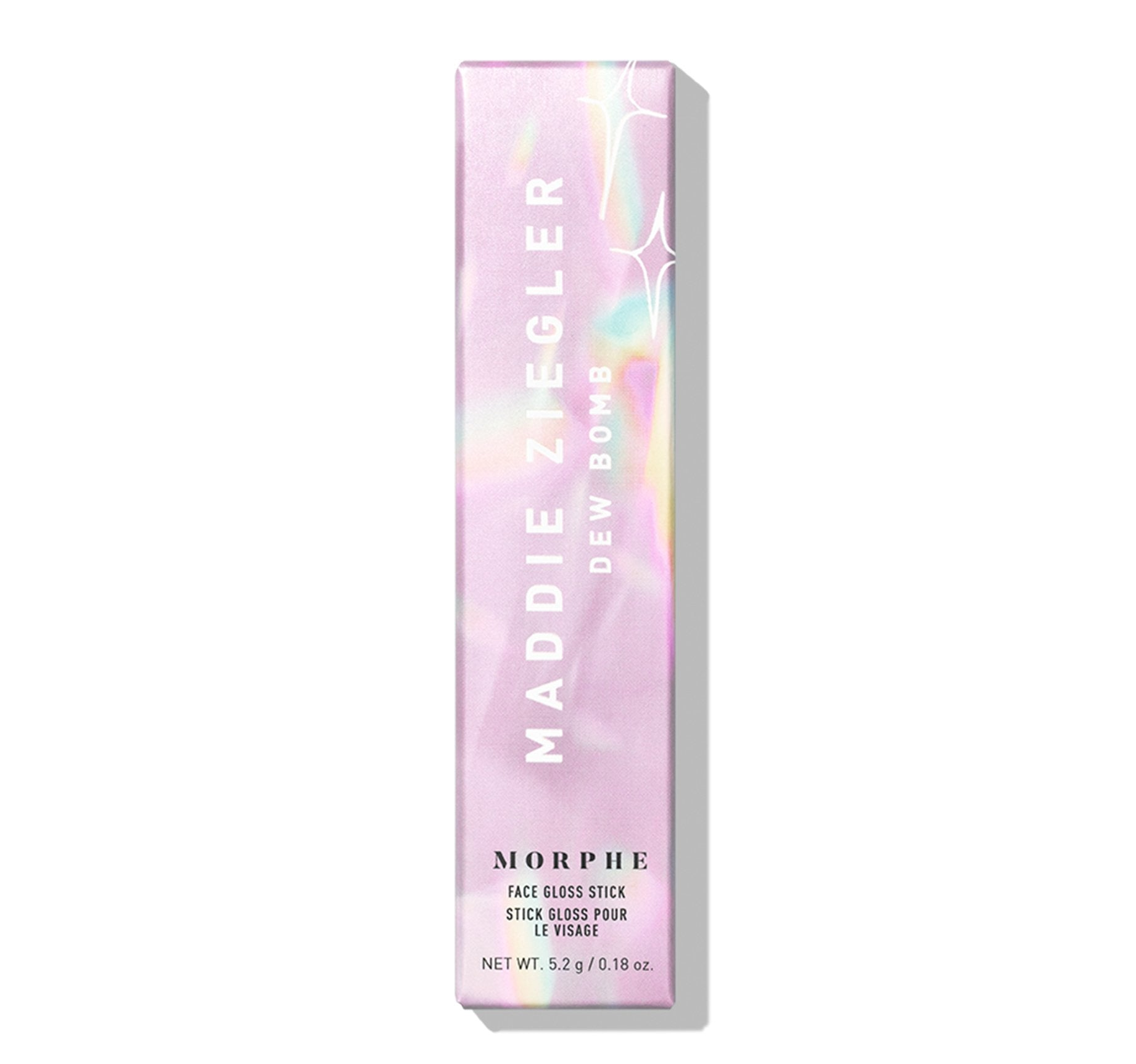 MORPHE X MADDIE ZIEGLER DEW BOMB FACE GLOSS STICK, view larger image