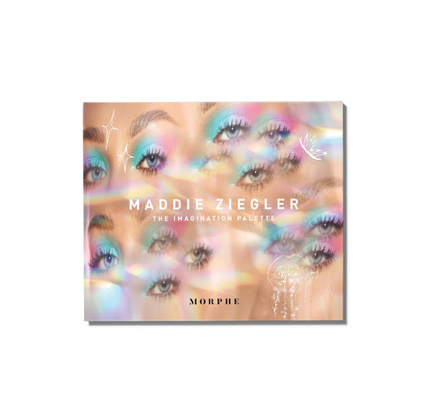 MORPHE X MADDIE ZIEGLER THE IMAGINATION PALETTE