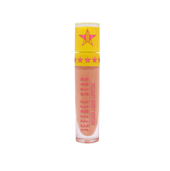 NUDE BEACH - JEFFREE STAR VELOUR LIQUID LIPSTICK *LIMITED EDITION*