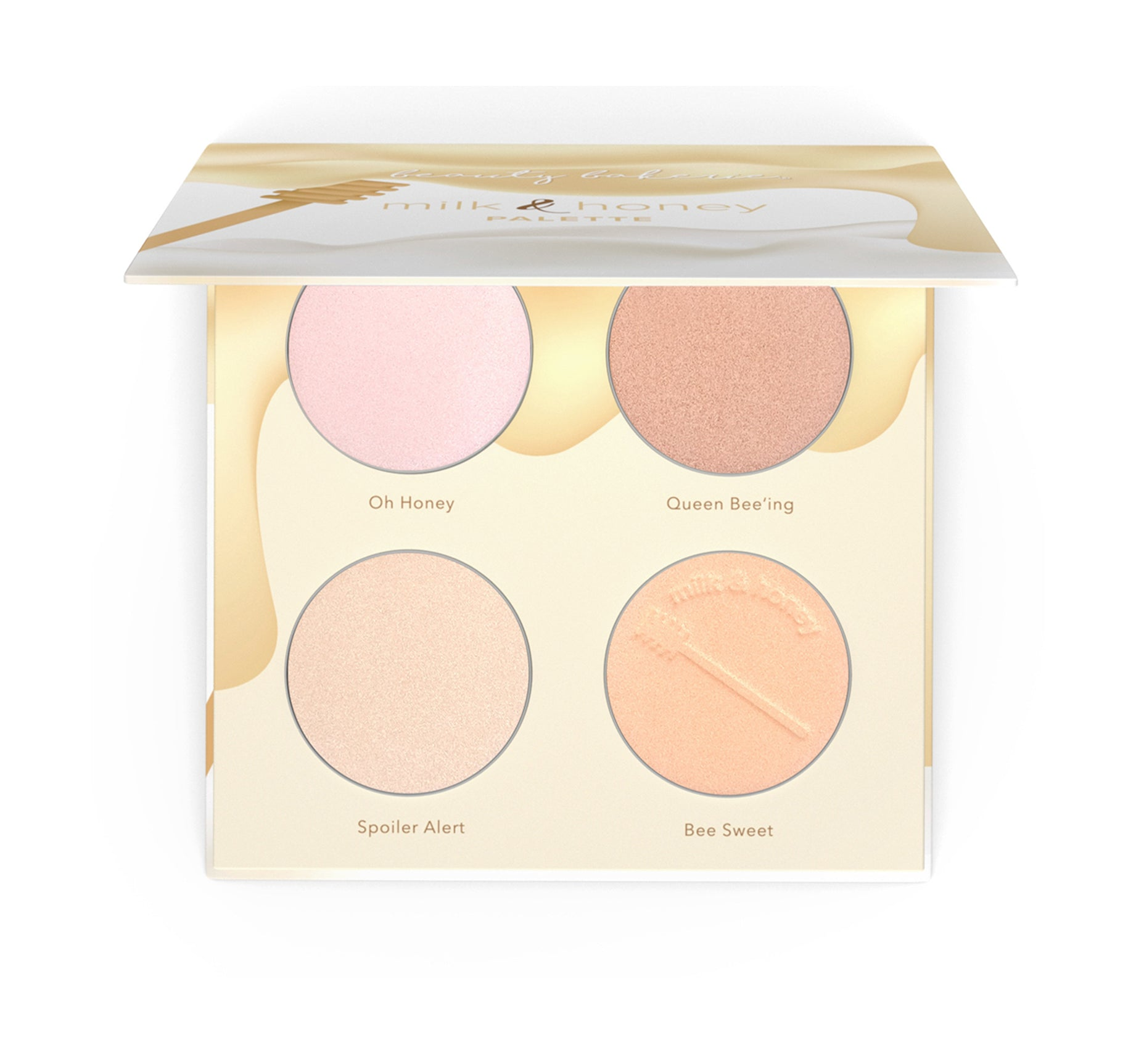 MILK & HONEY HIGHLIGHTING PALETTE, view larger image