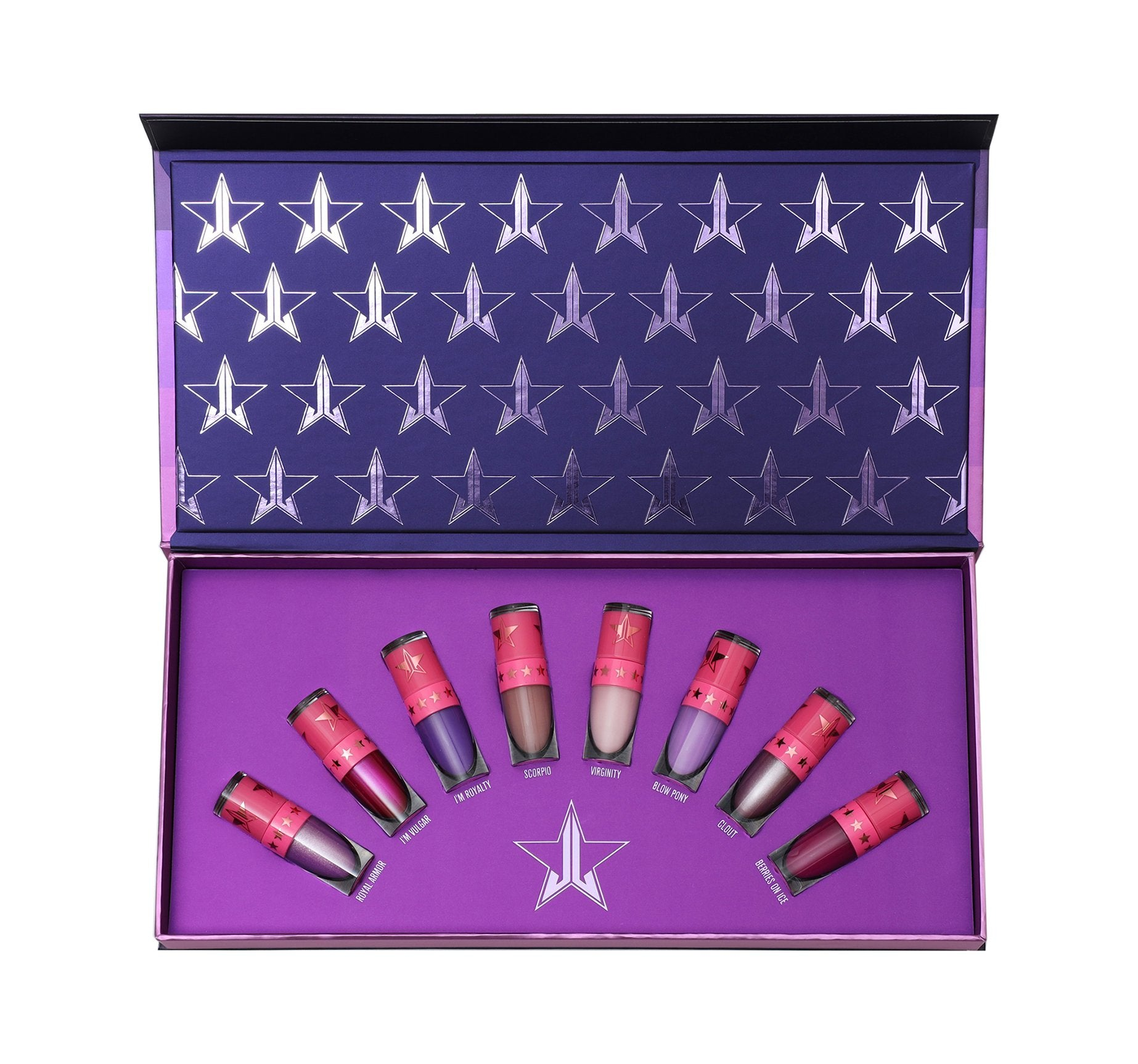 BLOOD LUST MINI VELOUR LIQUID LIPSTICK BUNDLE, view larger image