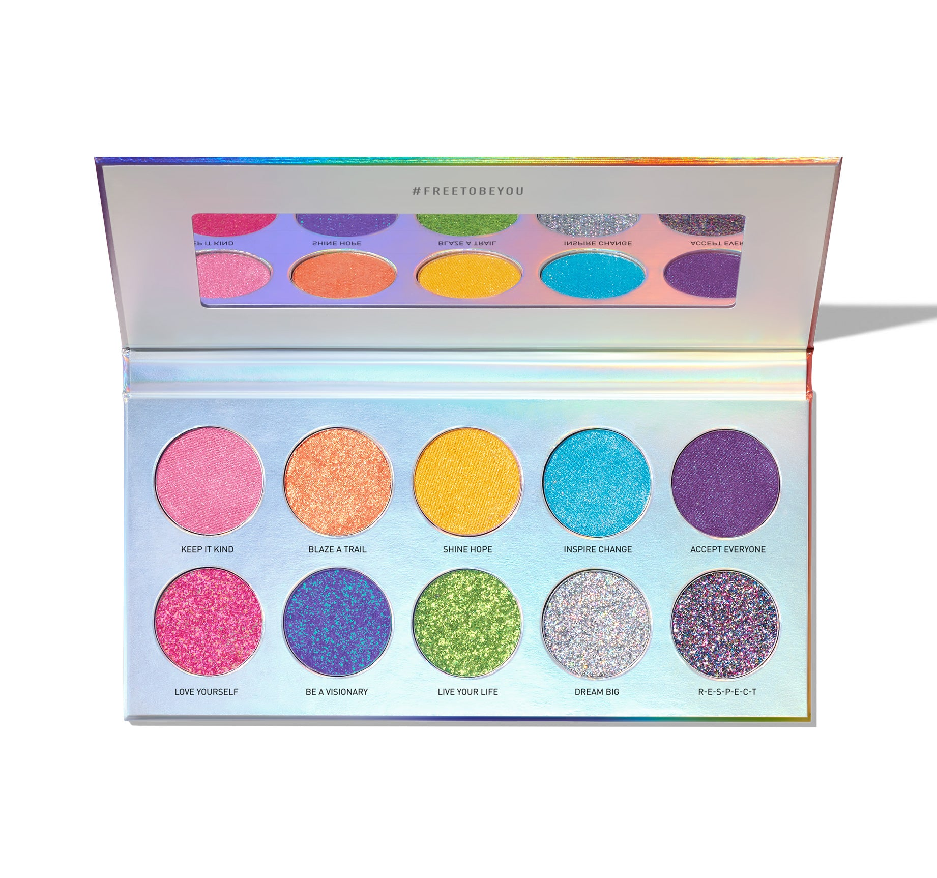 10G GLSEN UP ARTISTRY PALETTE, view larger image