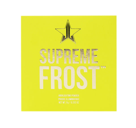 SUPREME FROST - CARAMEL KISS PACKAGING