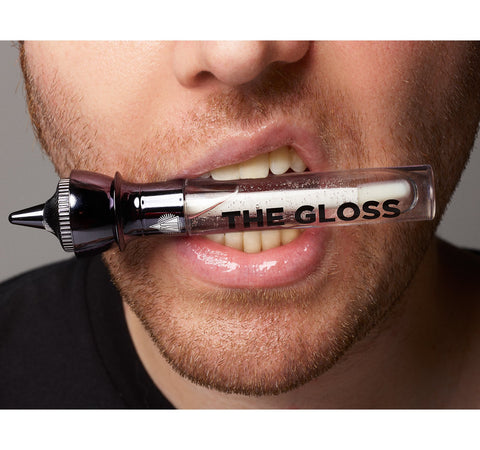 THE GLOSS - SHANE GLOSSIN ON MODEL