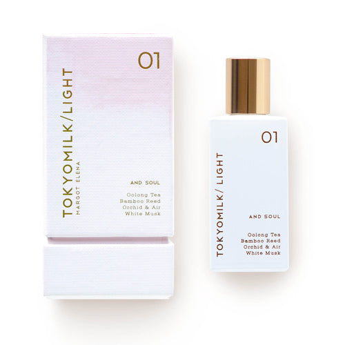 AND SOUL NO. 01 PARFUM