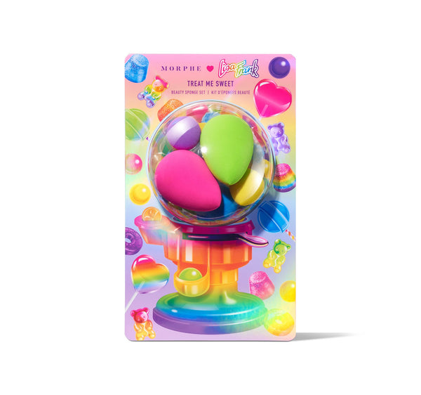 Morphe X Lisa Frank Treat Me Sweet Beauty Sponge Set Also, we are looking to add mods so if you're interested let us know! morphe
