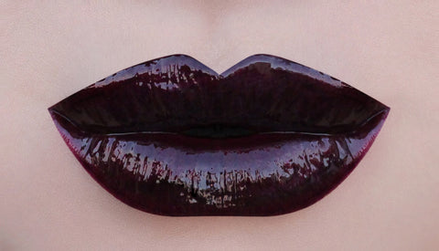 VILLAIN - MORPHE CREME LIP POLISH