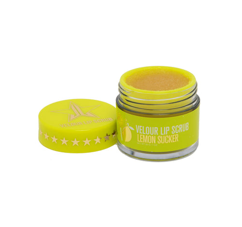 VELOUR LIP SCRUB - LEMON SUCKER
