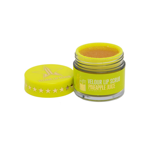 VELOUR LIP SCRUB - PINEAPPLE JUICE