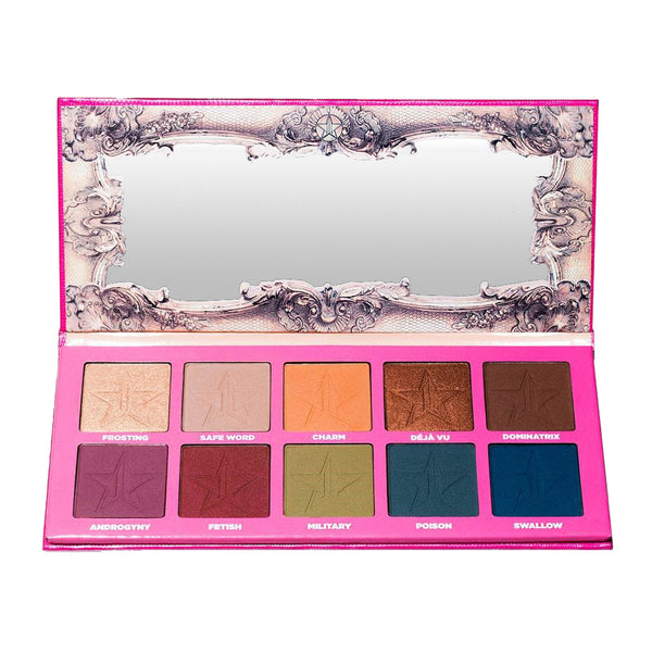 ANDROGYNY- JEFFREE STAR COSMETICS EYE SHADOW PALETTE