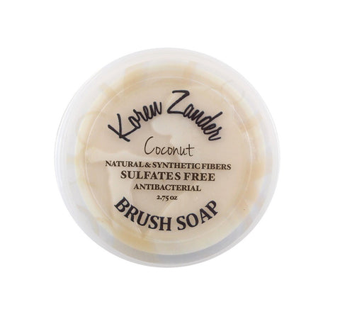 Koren Zander Coconut Brush Soap