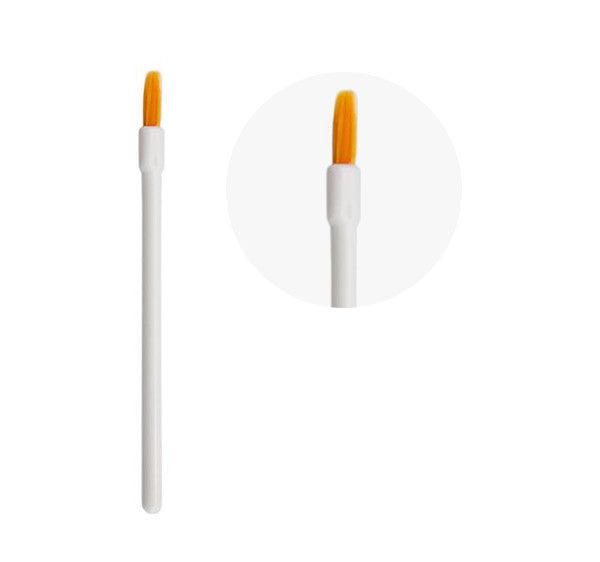 DS12 - DISPOSABLE TAKLON LIP BRUSHES