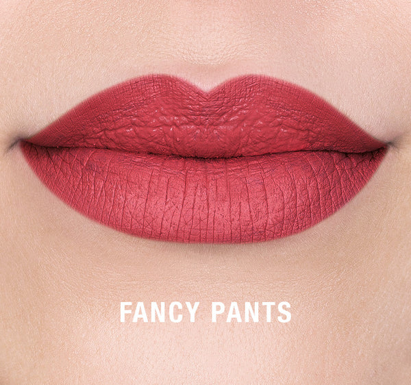 FANCY PANTS - MORPHE LIQUID LIPSTICK