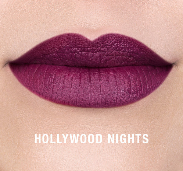 HOLLYWOOD NIGHTS - MORPHE LIQUID LIPSTICK