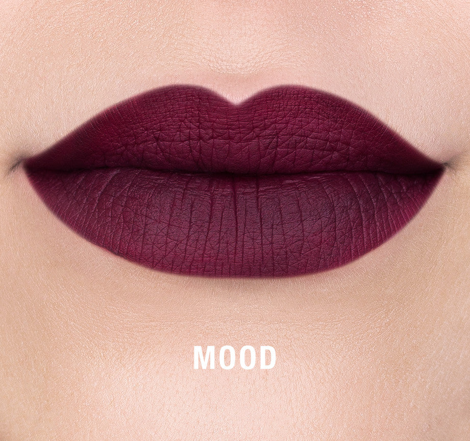 Purple Mood mood - morphe liquid lipstick | morphe us