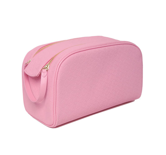 DOUBLE ZIP BAG PINK - SD X JSC