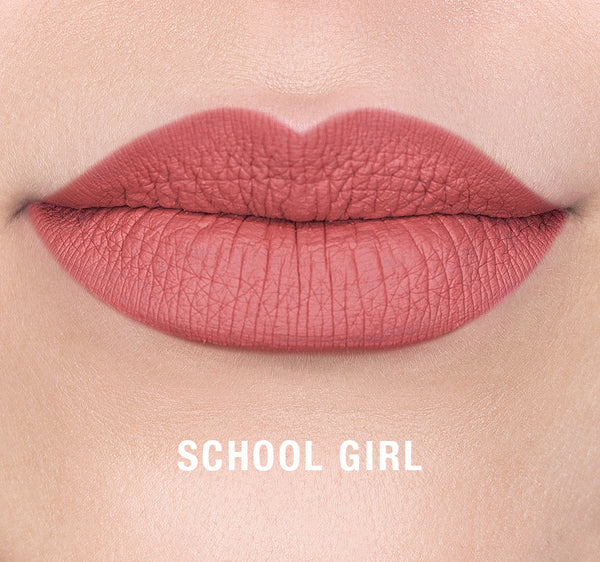 SCHOOL GIRL - MORPHE LIQUID LIPSTICK