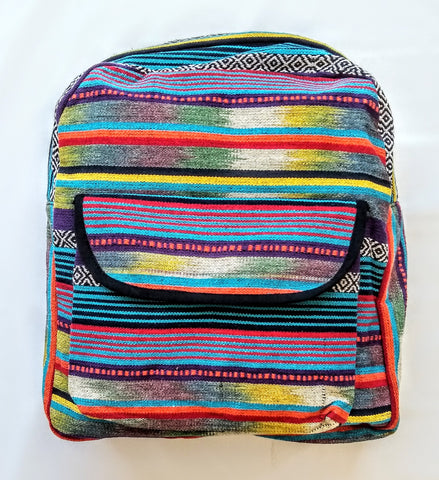 Backpack from Guatemala