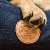 Handsome Mountain The Classic Demin Pet Bed