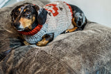 North Sky Dog Sweater