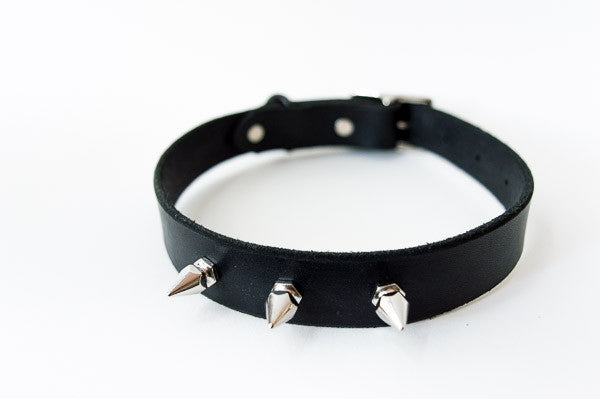 The Jangus Studded Collar