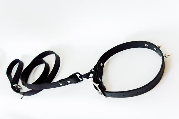 The Jangus Studded Leash