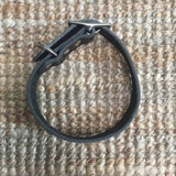 "3/4""Wide: 12-16"" Long ~ Classic Collar: Black"