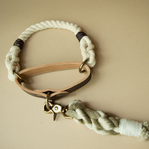 Martingale Rope Collar