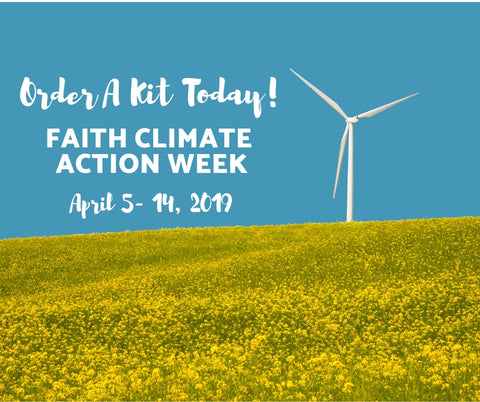 Faith Climate Action Week Kit