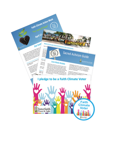 2020 Faith Climate Action Week Kit