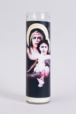 Sins of the Flesh Prayer Candle