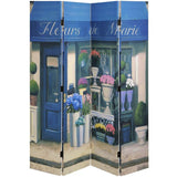 Fleurs De Maria/ Cafe Flora Screen