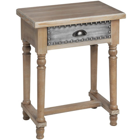 Tasman 1 Drawer Table