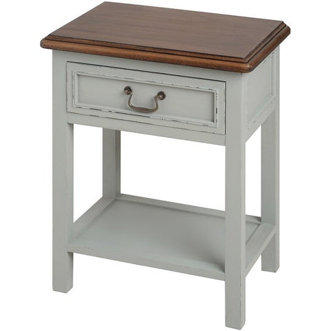 Manuka Single Drawer Bedside Table