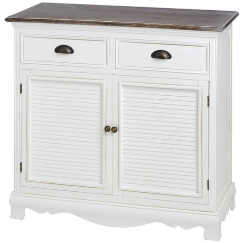 Charlotte 2 Drawer Sideboard - Jackson Cove - Blackpool