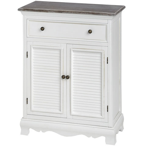 Charlotte Large Single Drawer Cabinet