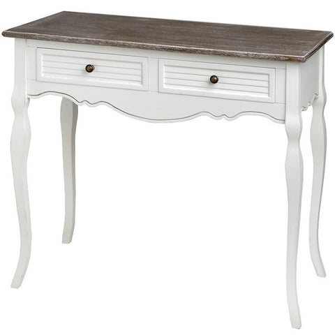 Charlotte 2 Drawer Console Table - Jackson Cove - Blackpool