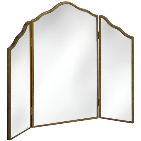 Venetian 3 Way Dressing Table Mirror