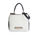 Anna Smith Black & White Handbag