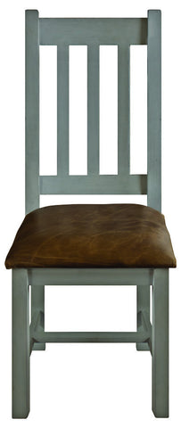 Colorado Chair with Vintage Leather Seat