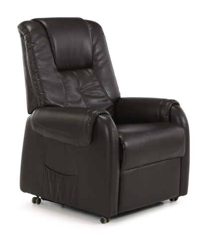 Alta Rise and Lift Recliner in Brown