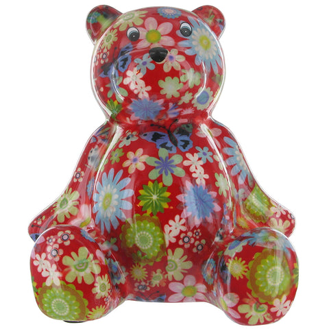 Pomme Pidou Bear (Red)