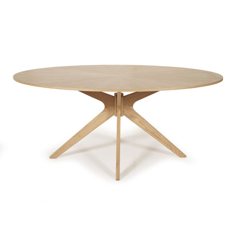 Merveilleux Bexley Round Oak Dining Table