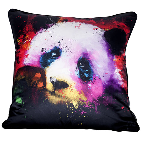 Patrice Murciano Panda Cushion (Feather Filled)