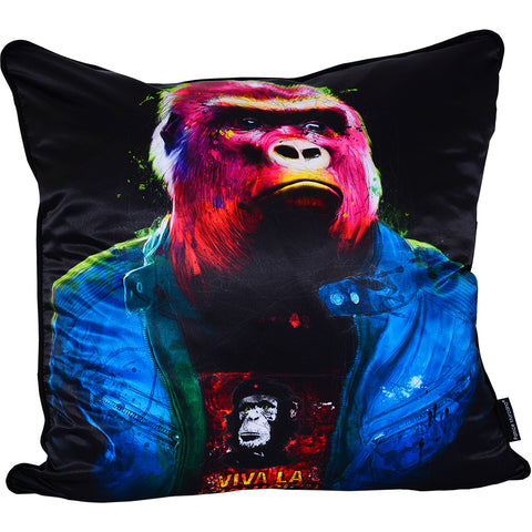 Patrice Murciano Rock 'n' Kong Luxury Cushion (Feather Filled)