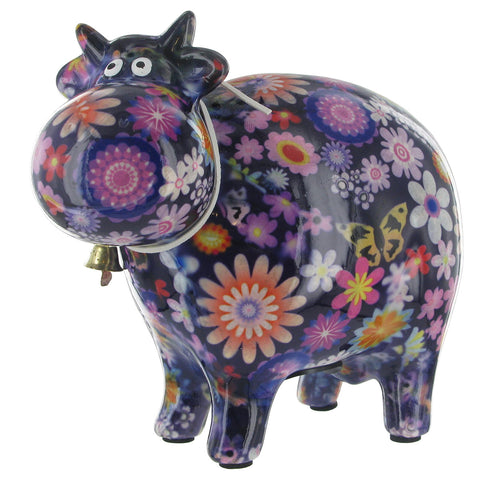 Pomme Pidou Cow (Dark Blue)
