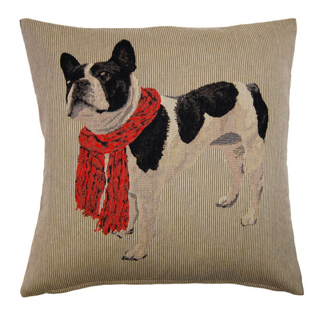Dapper Dog Scatter Cushion