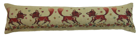 Foxes Draught Excluder