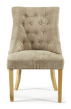 Hampton Dining Chair in Mink (2 Chairs Included)